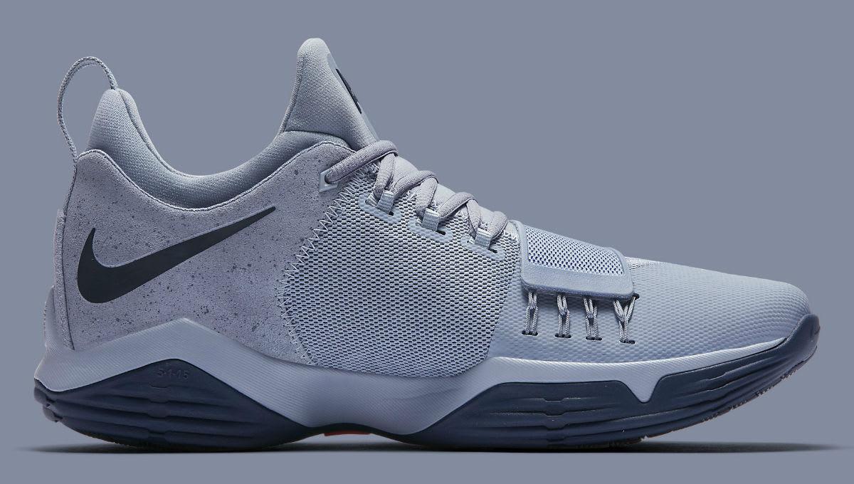 Nike PG 1 Glacier Grey Release Date Medial 878627-044