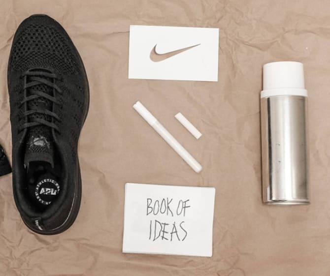 Nike Flyknit Sneaker Design Stolen
