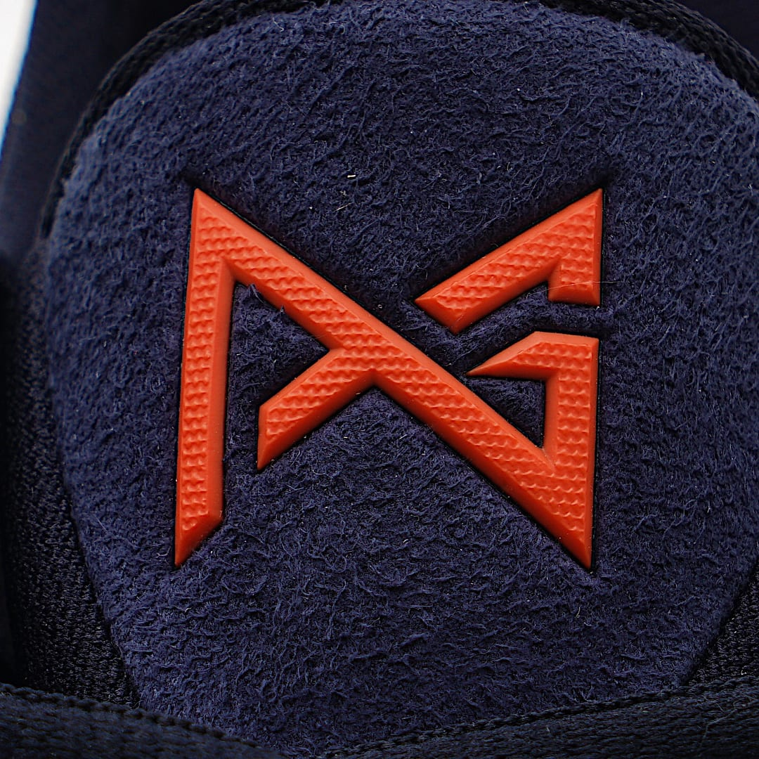 Nike PG2 Home Release Date Logo