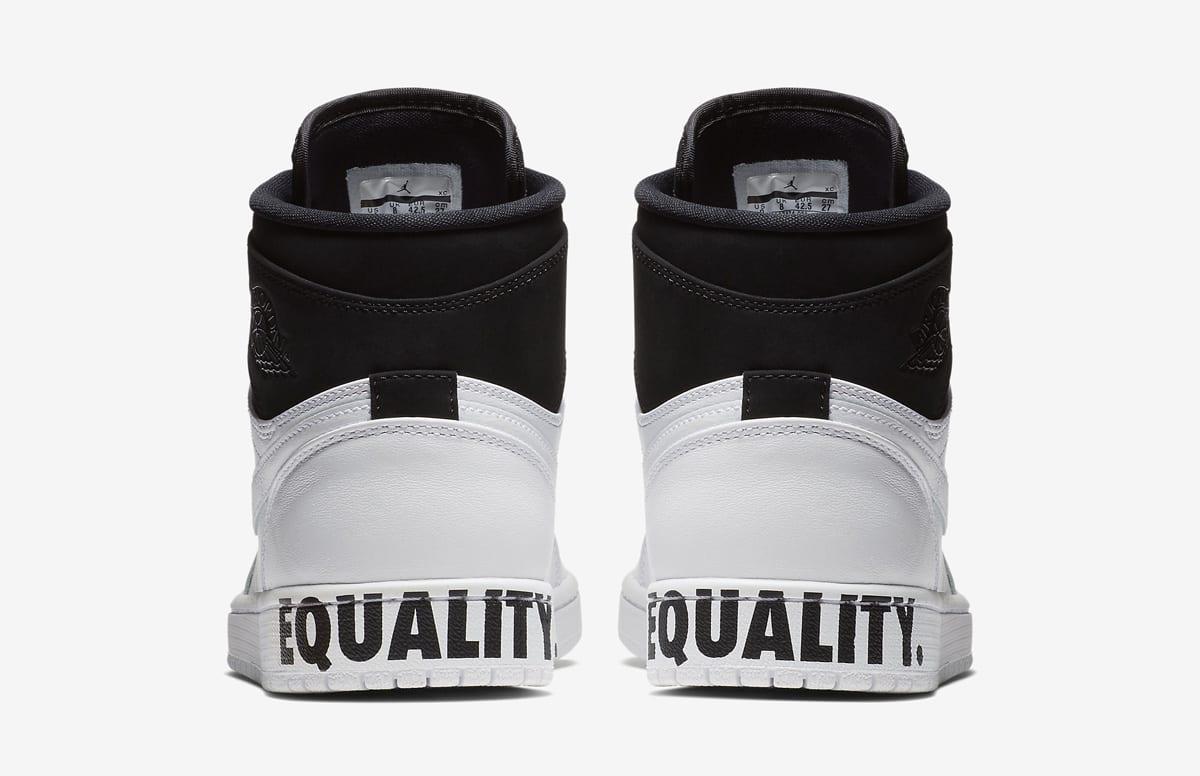 Air Jordan 1 High 'Equality' AQ7474-001