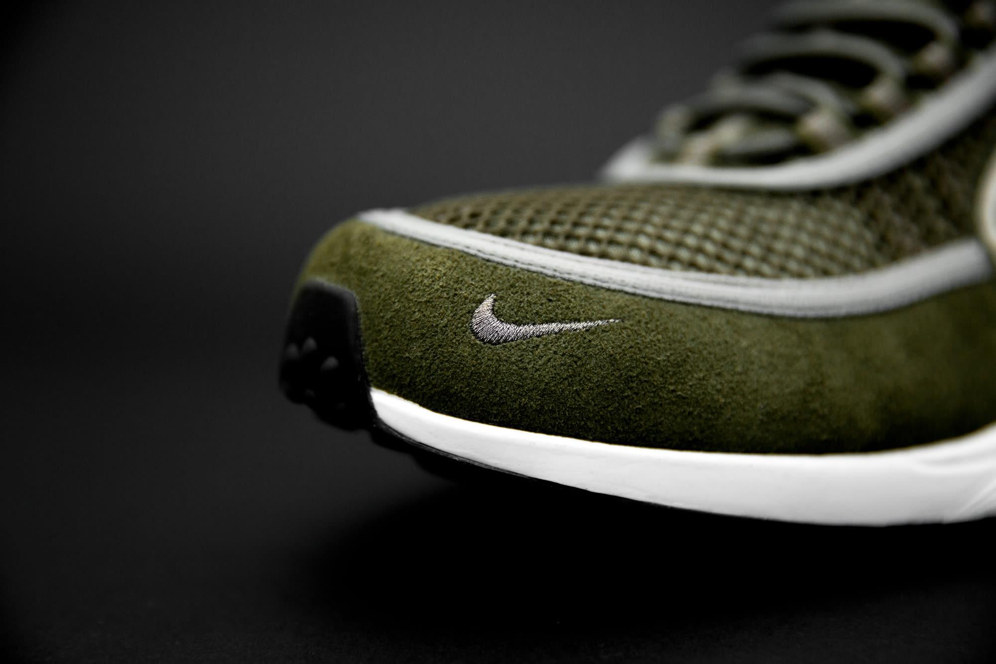 size? exclusive Nike Zoom Spiridon 'Olive' (Toe)