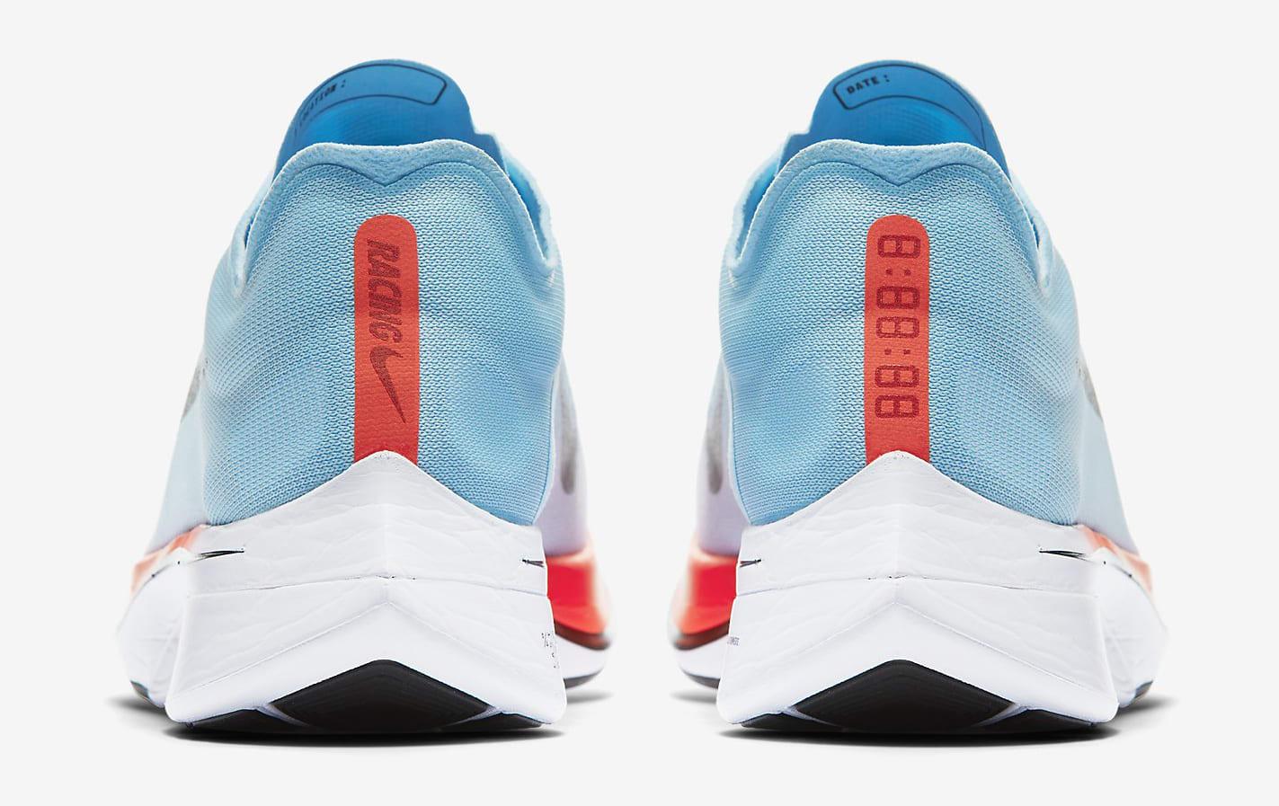 Nike Zoom Vaporfly 4 Percent 880847-401 Heel