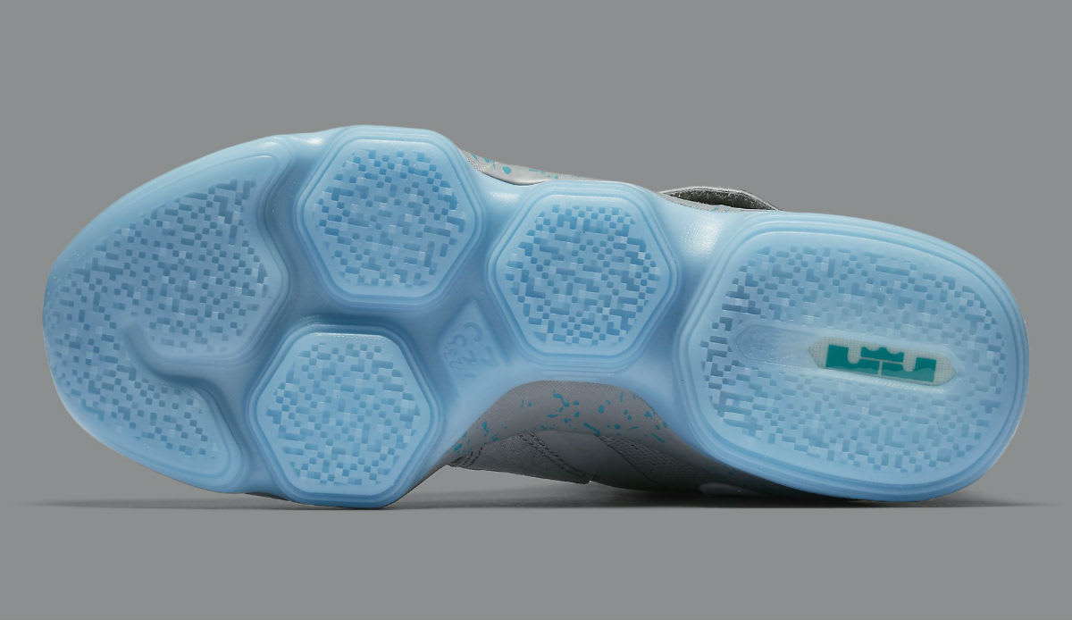 Nike LeBron 14 Mag McFly Release Date Sole 852405-005
