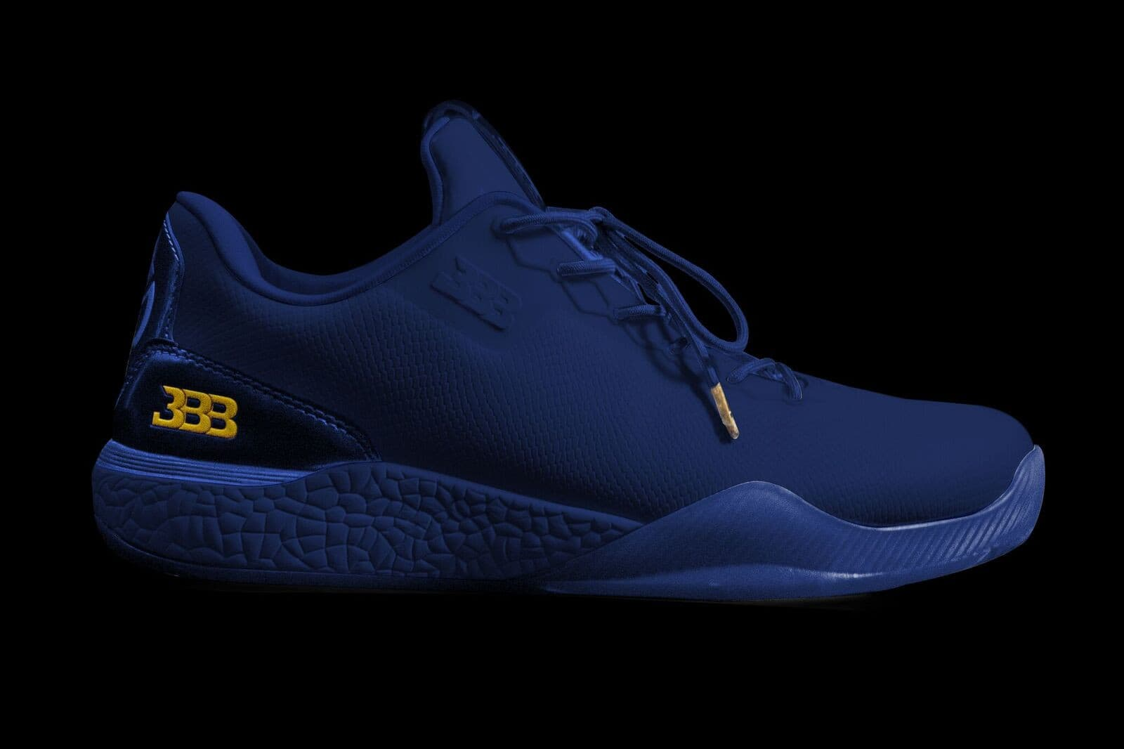 Big Baller Brand ZO2 Independence Day Blue Profile