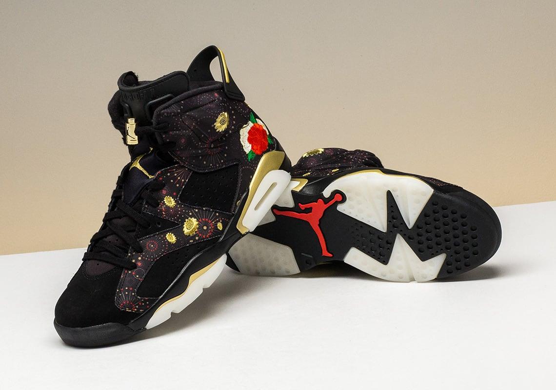 923fe7e0200af7 ... Air Jordan 6 VI CNY Release Date AA2492-021 Sole ...