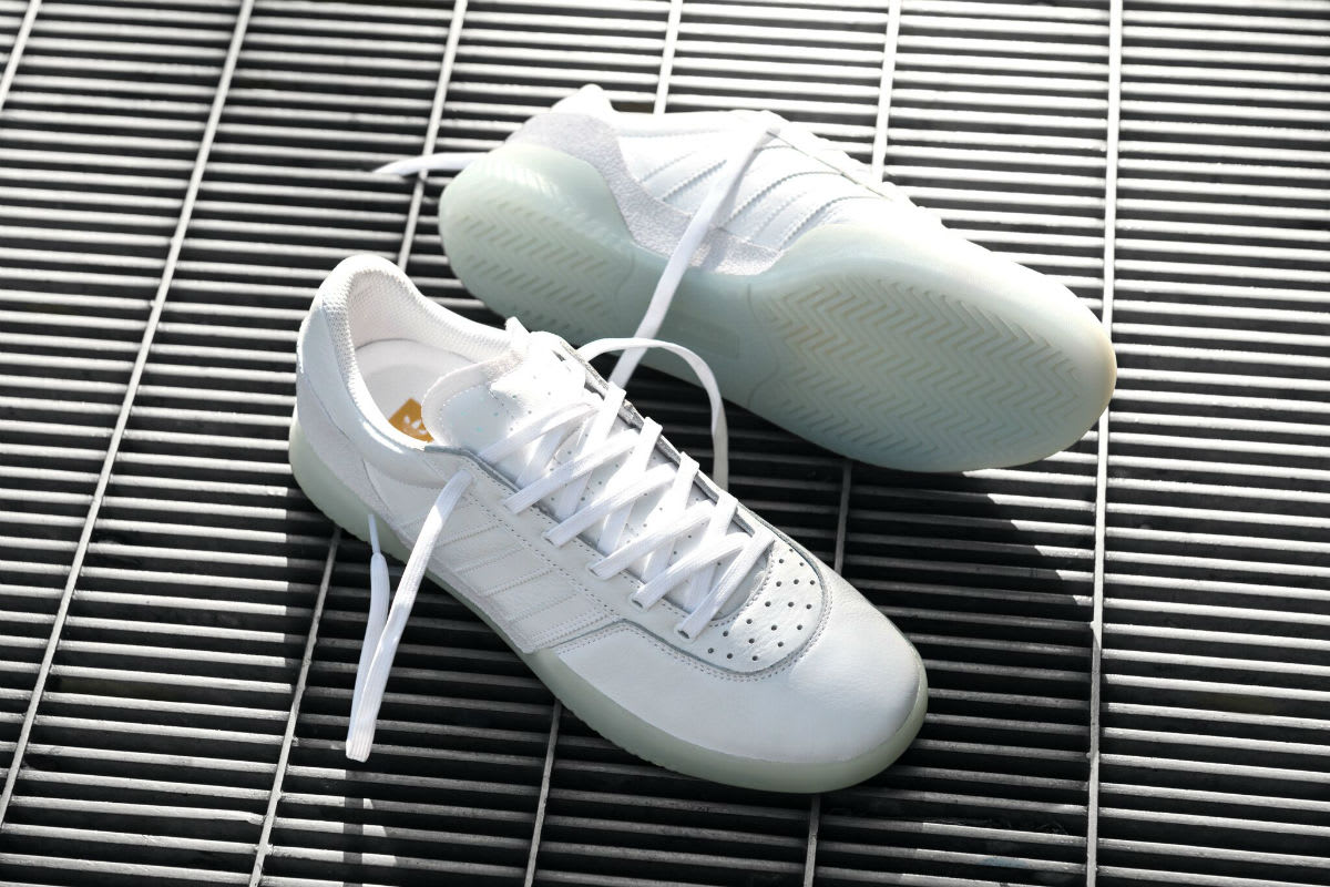 Adidas Skateboarding City Cup White Release Date Pair