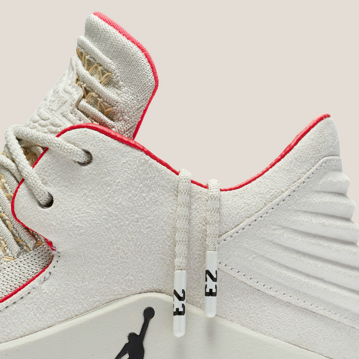 Air Jordan 32 Low Gordon Street Release Date AA1256-004 Collar