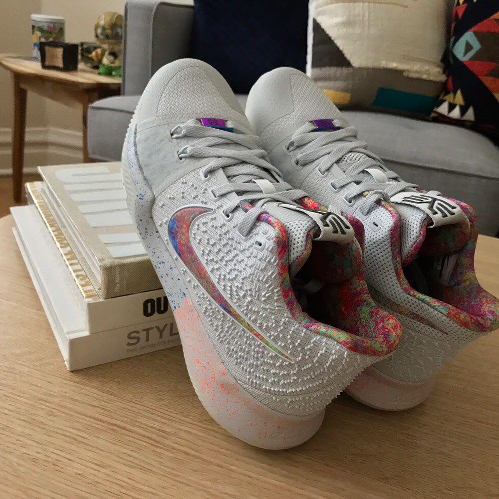 online store 2e923 e2ed2 ... cute cheap Nike Kyrie 3 EYBL Toe ...