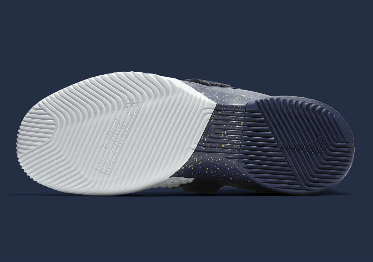 Nike Lebron Soldier 12 Xii Sfg White Navy Witness Release Date