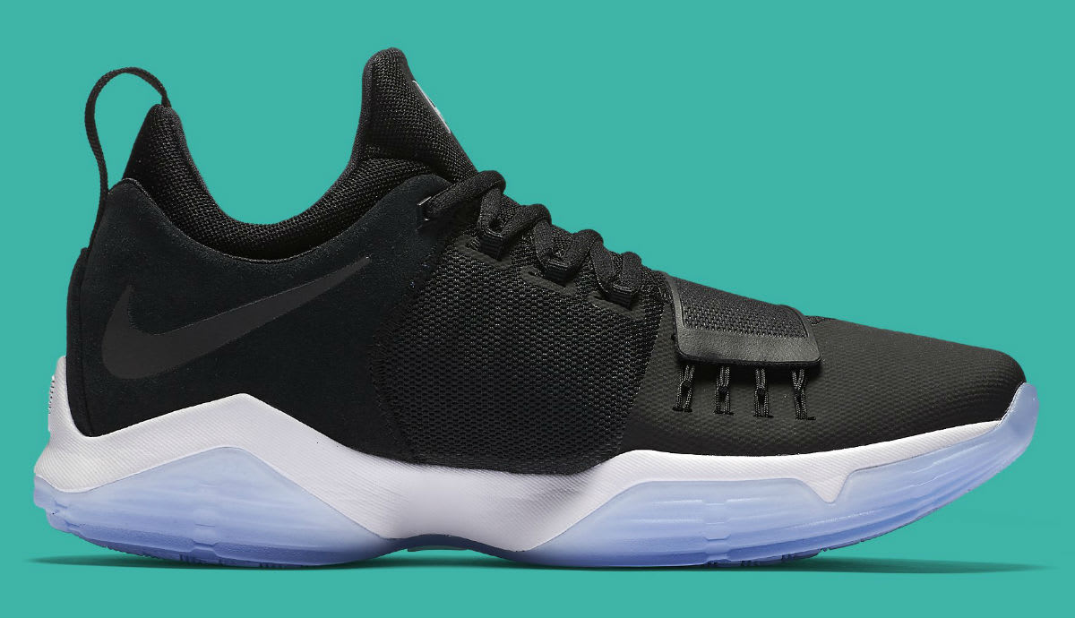 Nike PG1 Black Ice Release Date Medial 878627-001