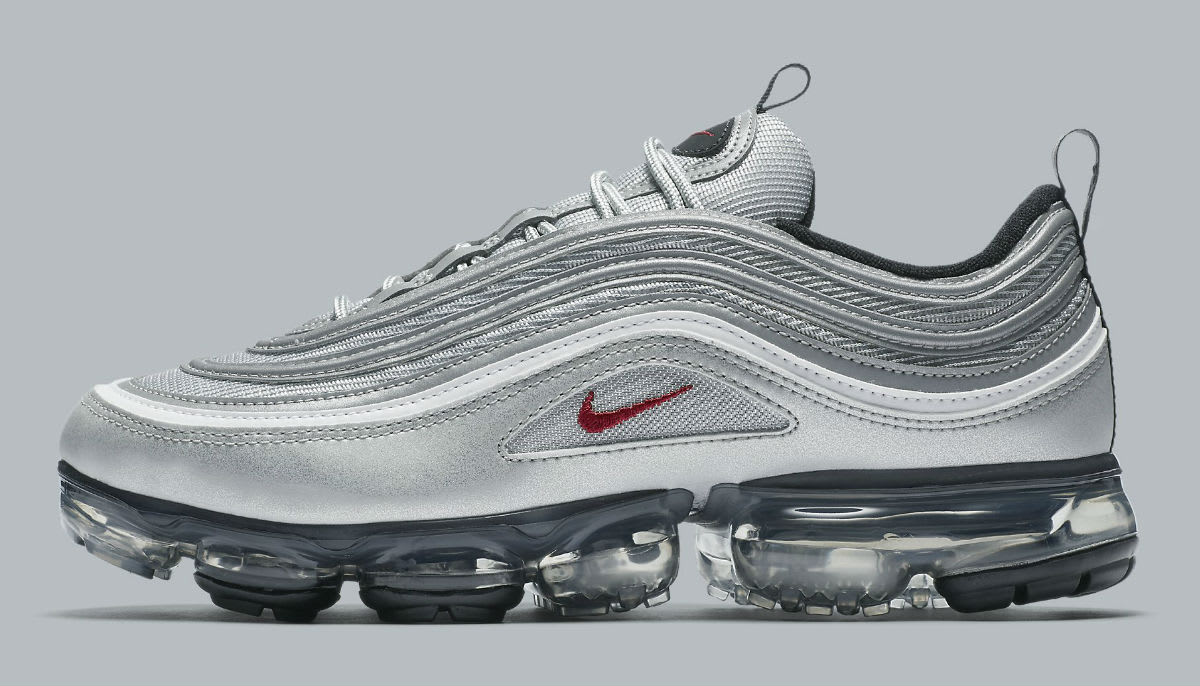 THE NIKE AIR MAX 97 ULTRA DELIVERS A NEW PATTERN ON THE
