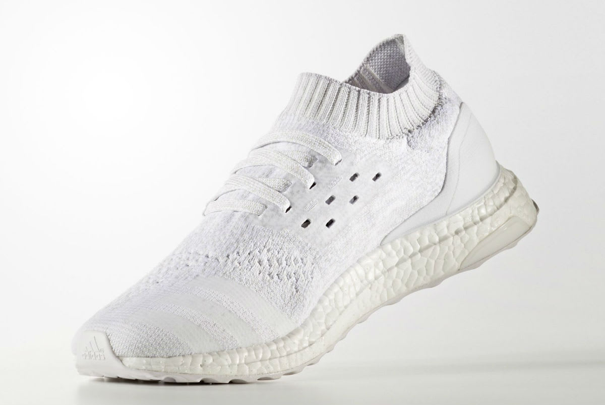 adidas ultra boost uncaged triple white 2 0 release date. Black Bedroom Furniture Sets. Home Design Ideas