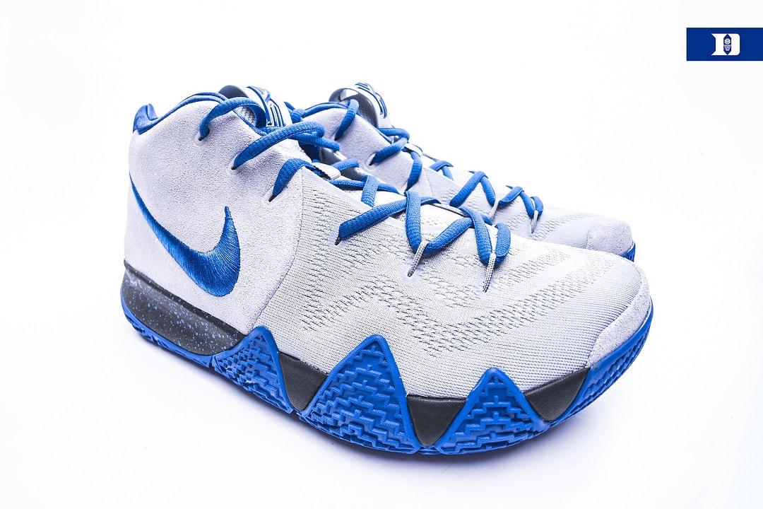 Duke Nike Kyrie 4 PE Front