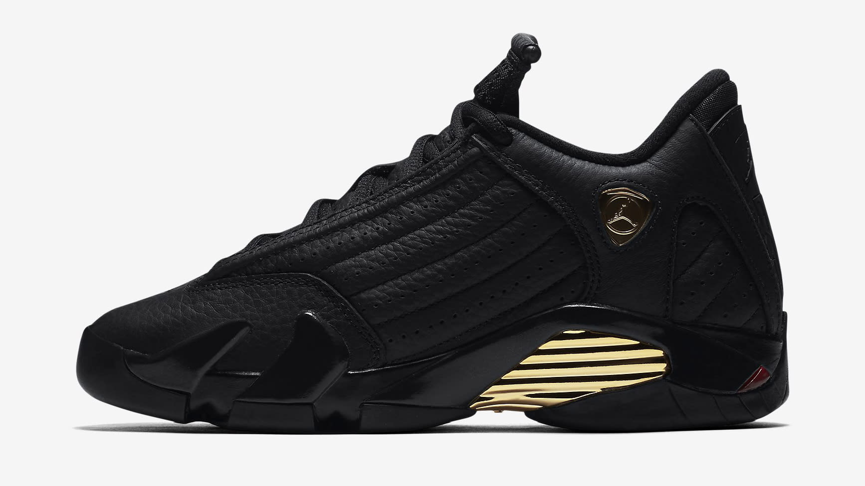DMP Air Jordan 14 897561-900 Profile