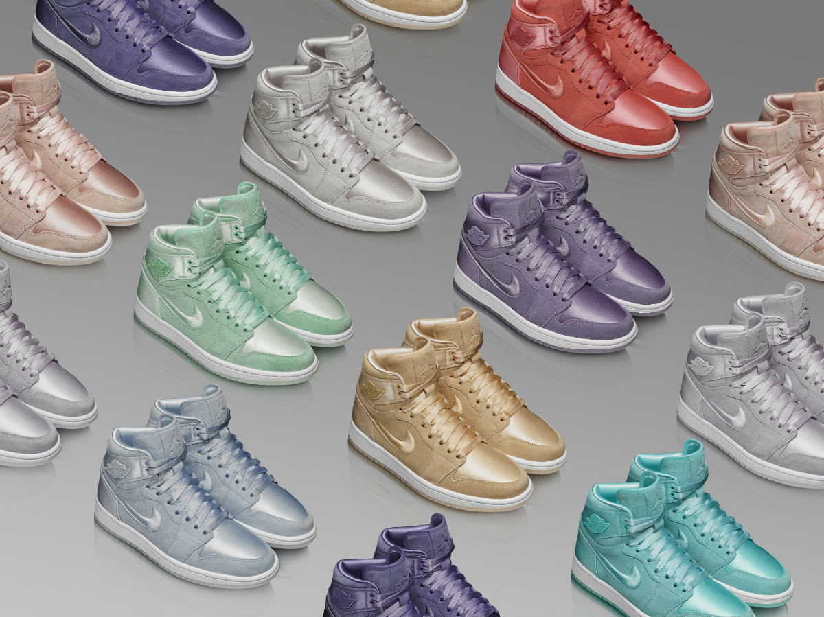 Air Jordan 1 Season of Her SOH Collection 2