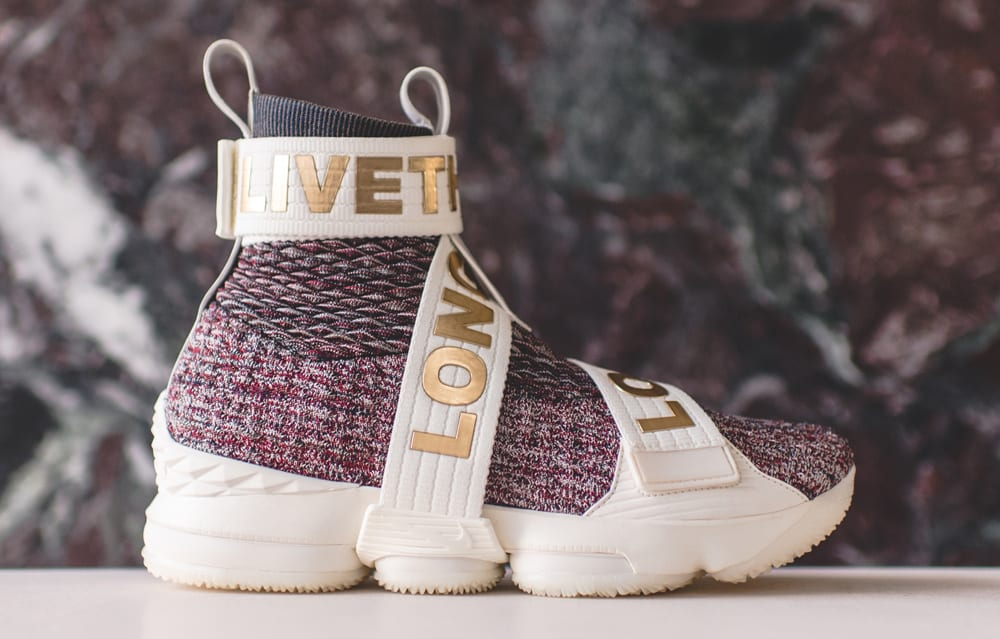 Kith Nike LeBron 15 Long Live the King Release Date | Sole ...
