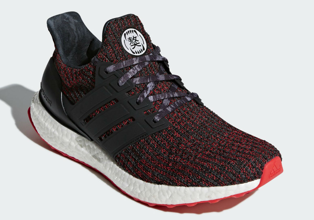 Adidas Ultra Boost 4.0 Chinese New Year Release Date BB6173 Front