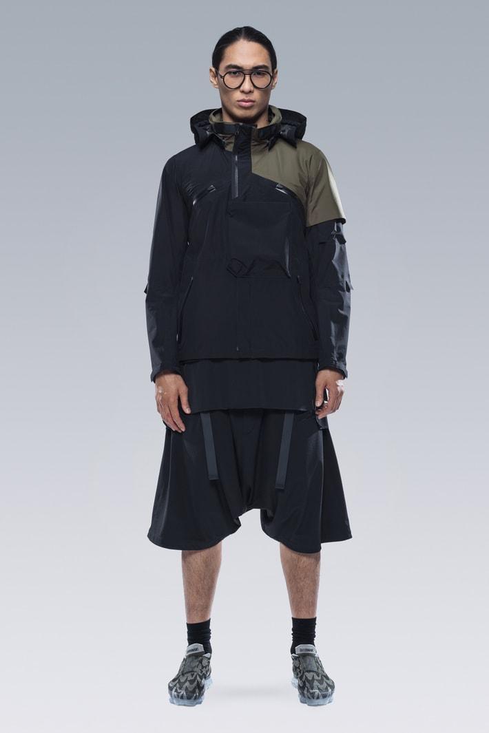 Acronym x Nike Air VaporMax Moc 2 'Grey' (Front)