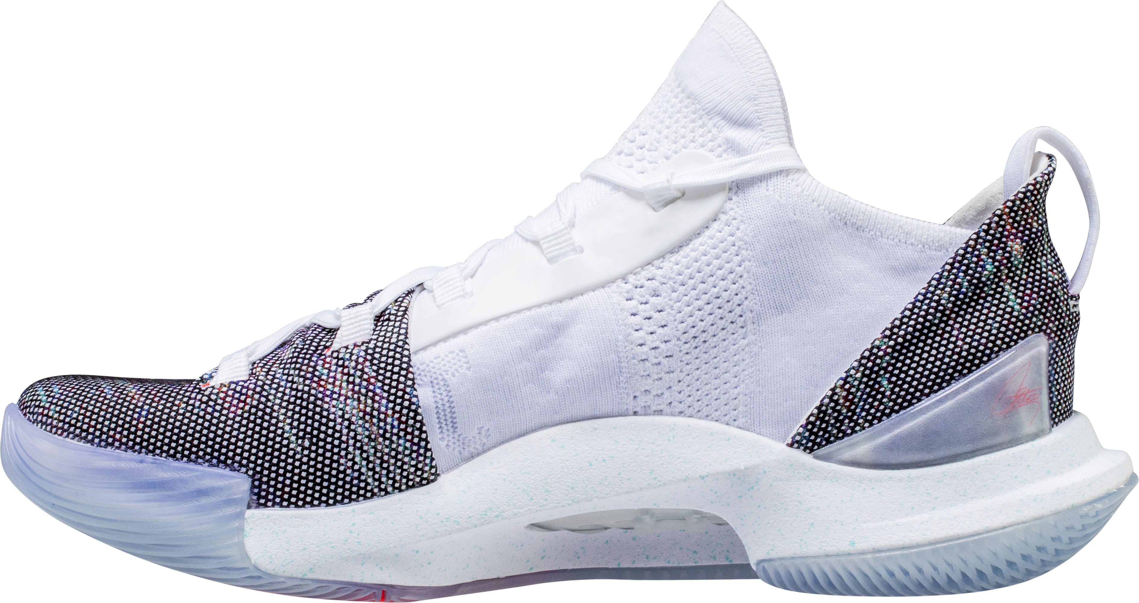 Under Armour Curry 5 'Welcome Home' (Medial)