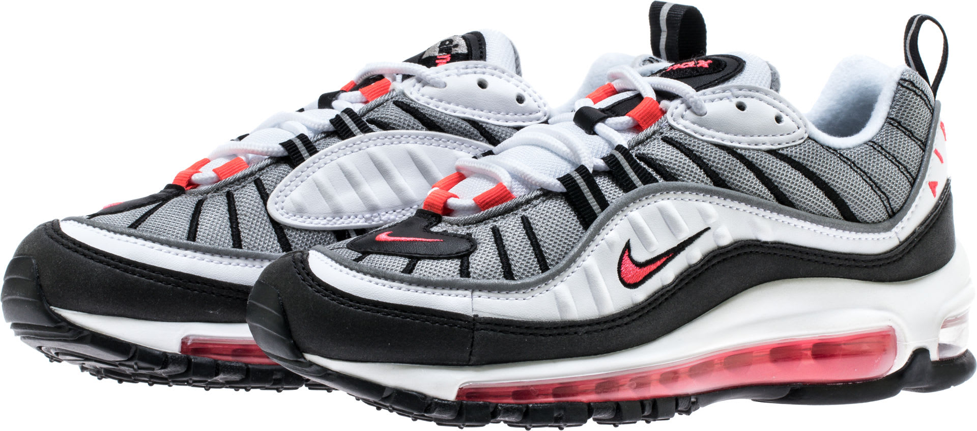 Nike WMNS Air Max 98 Solar Red Release Date AH6799-104 Front