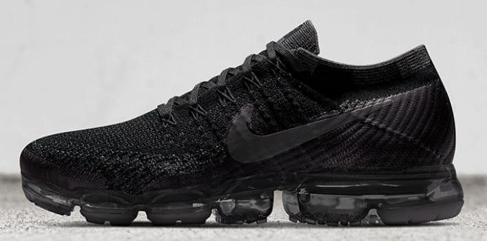 "NIKEiD Air VaporMax ""Black"""
