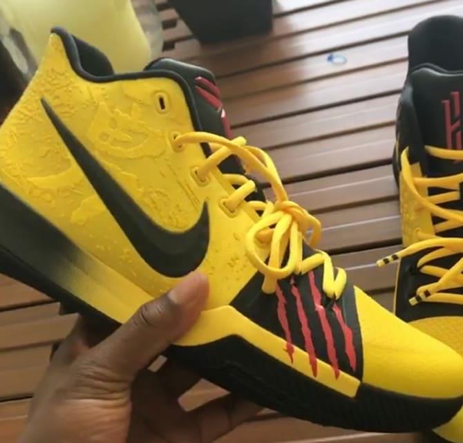 Bruce Lee Nike Kyrie 3