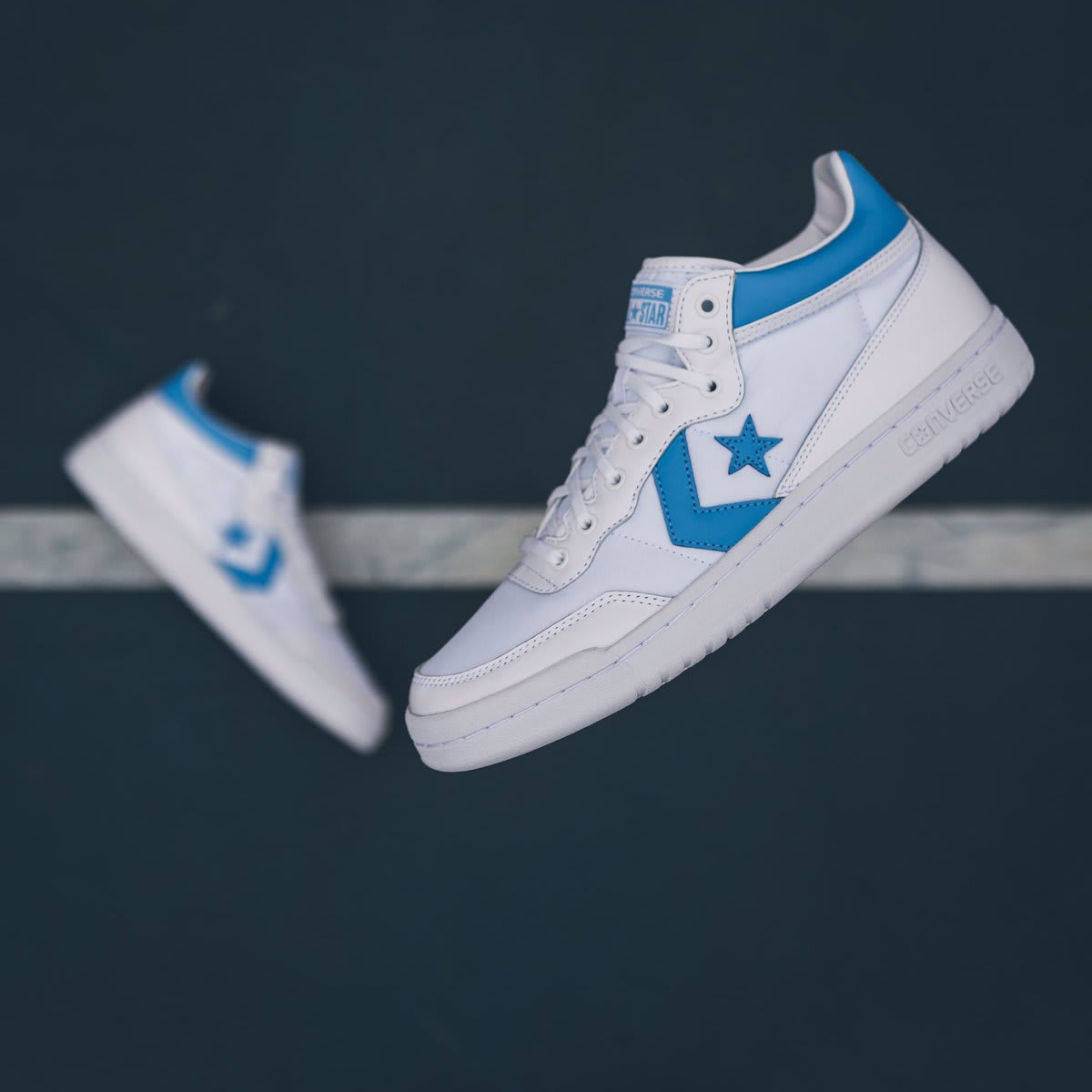 Air Jordan x Converse UNC Alumni For the Love of the Game Pack Release Date 917931-900 (4)