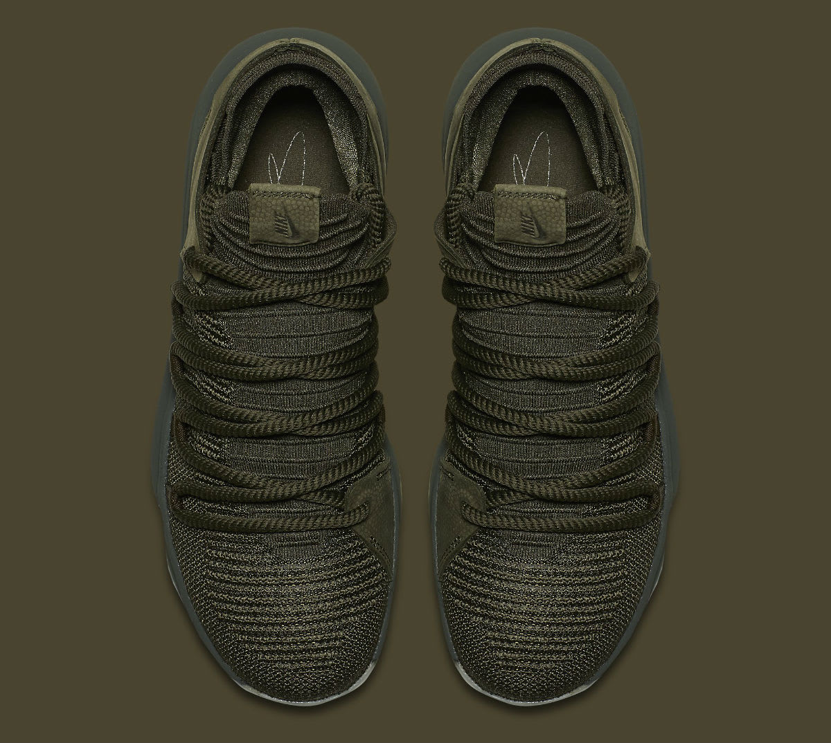 NikeLab KD 10 Olive Release Date Top 943298-900