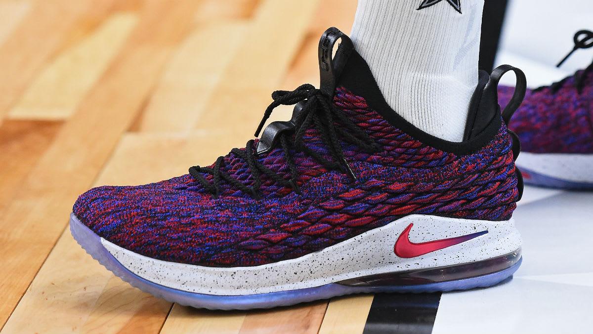 LeBron James Nike LeBron 15 Low All-Star