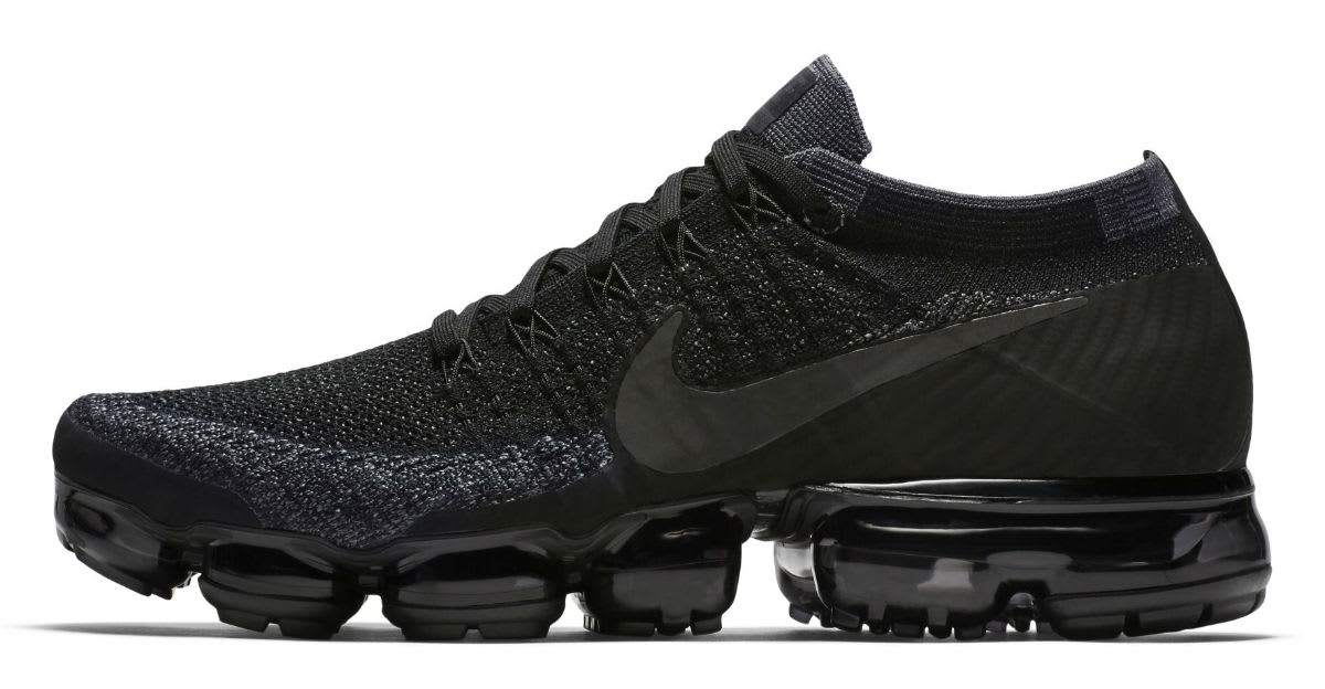 Nike Nike Air Vapormax CDG Black Size 7.5 Low Top Sneakers for