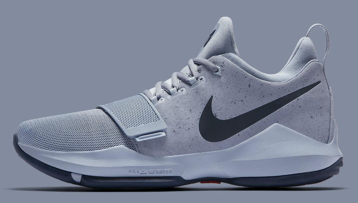 Nike PG 1 Glacier Grey Release Date Profile 878627-044