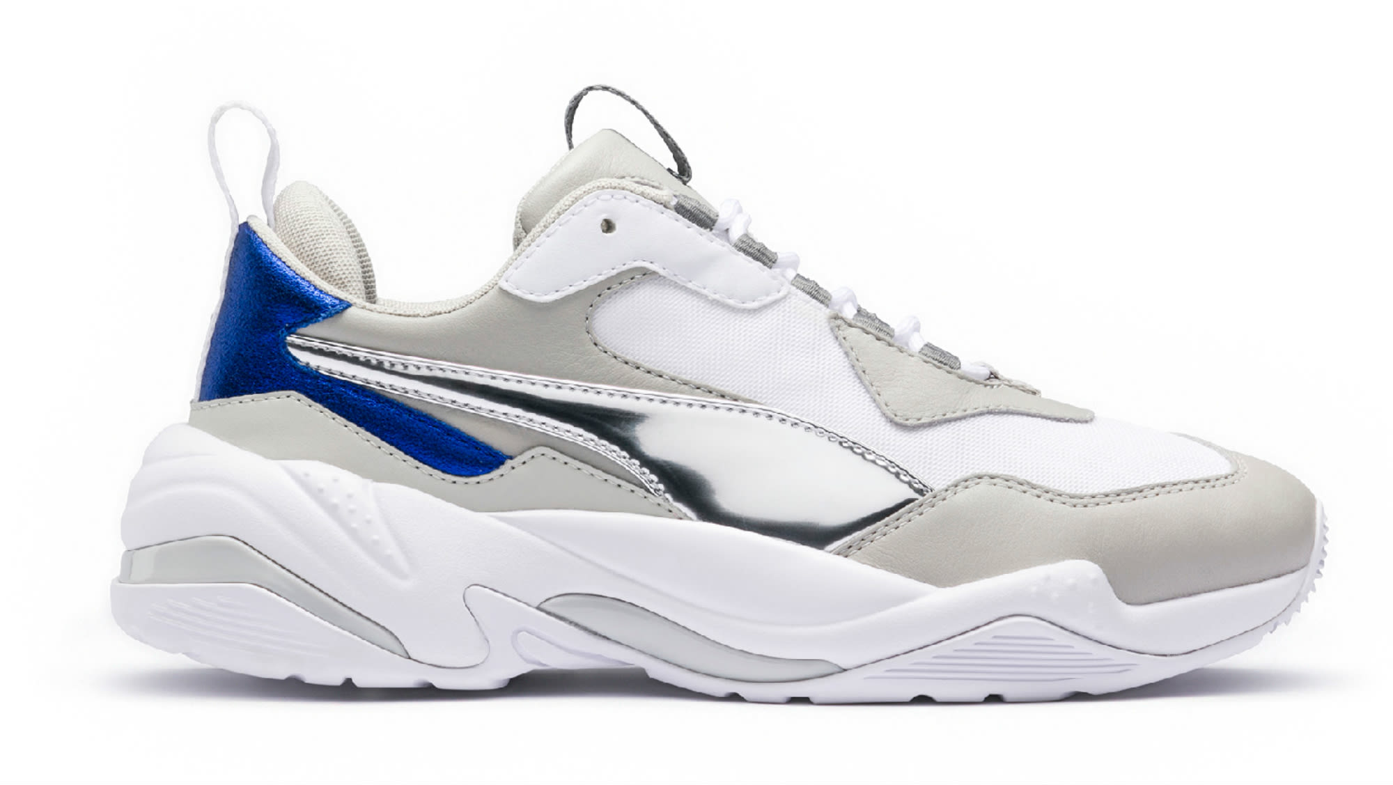 Puma Thunder Electric WMNS White/Silver/Blue