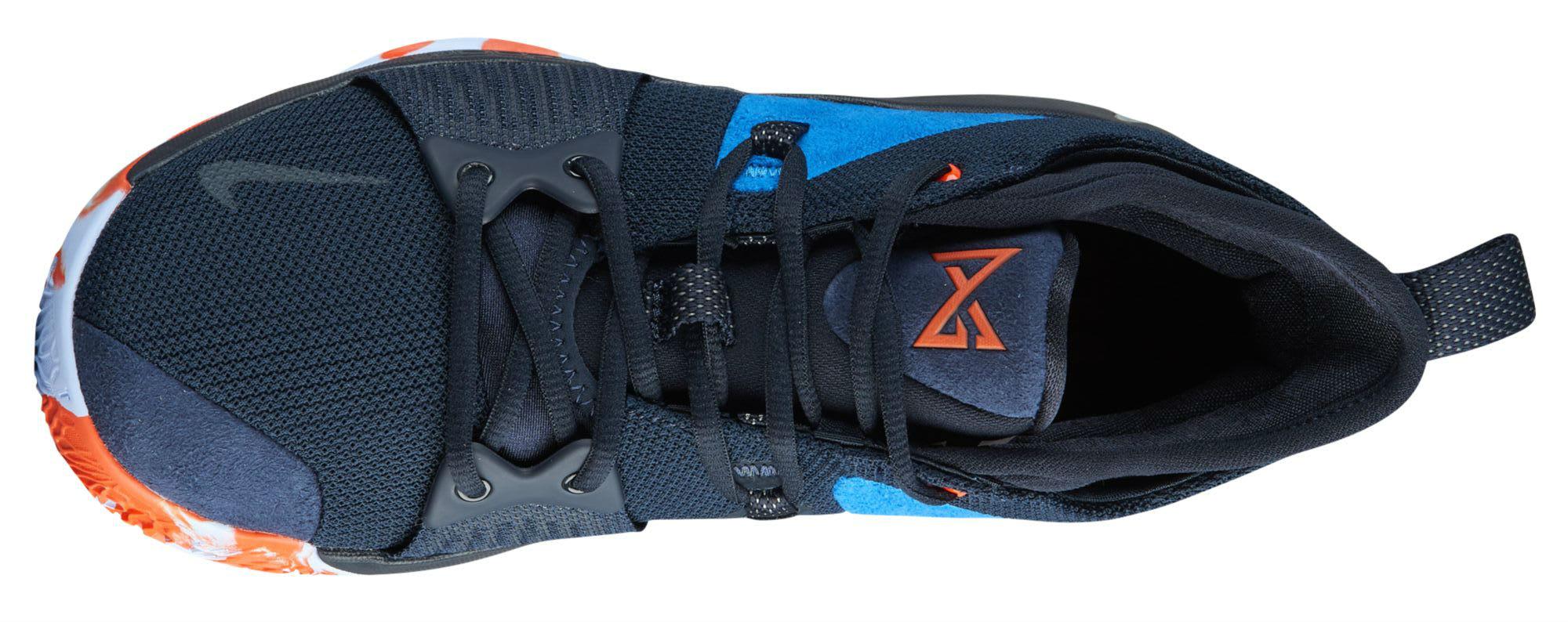 Nike PG2 Home Obsidian Release Date AJ2039-400 Top