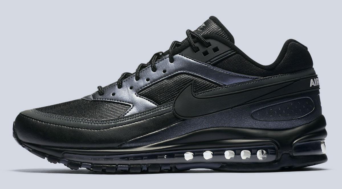 Nike Air Max 97/BW Black Release Date AO2406-001 Profile