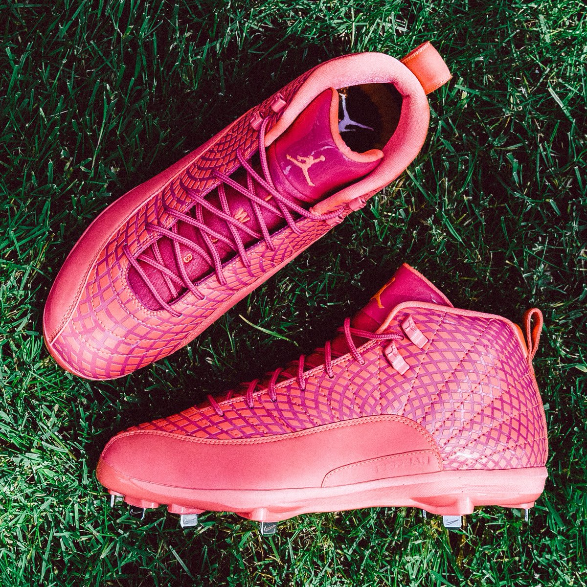 Air Jordan 12 Mother's Day Cleats