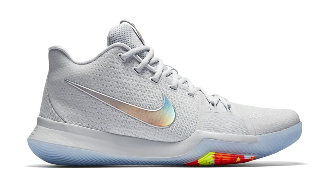 Nike Kyrie 3 Time to Shine Sole Collector Release Date Roundup