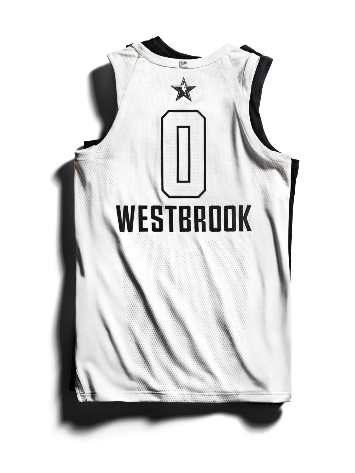 Jordan Brand 2018 NBA All-Star Jerseys Westbrook Back