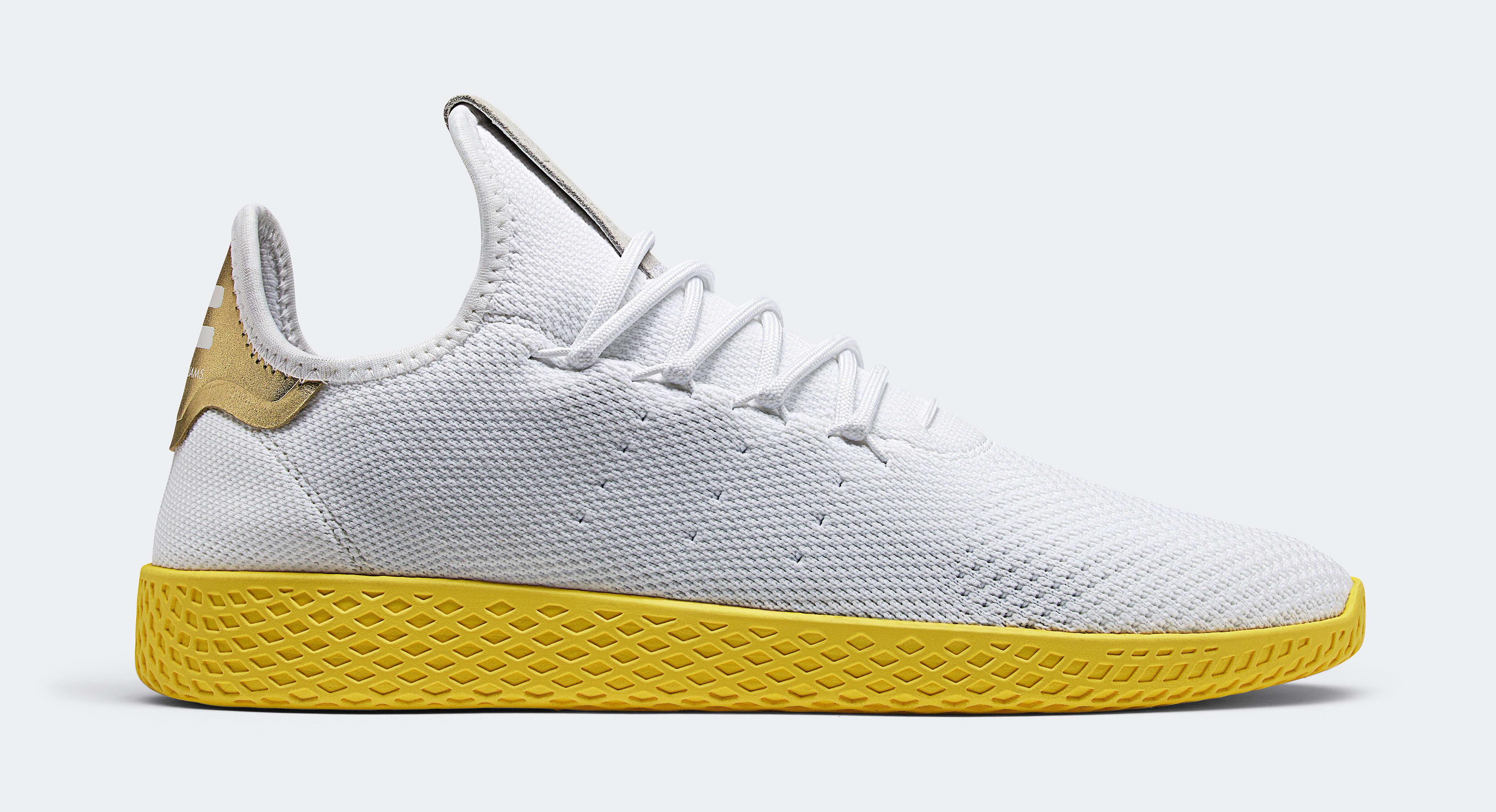 First Adidas Tennis Shoe