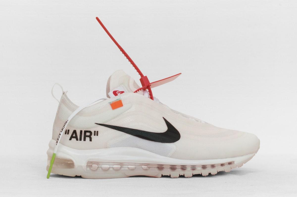 Virgil Abloh x Nike Air Max 97