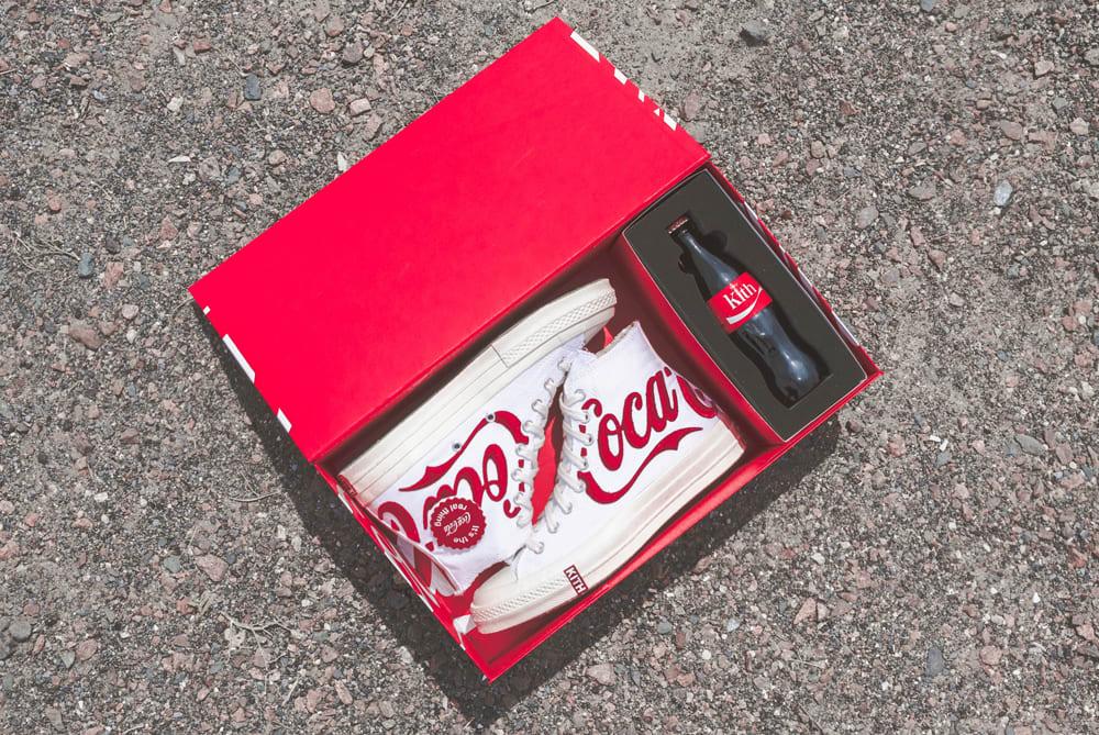 Kith Coca Cola Converse 5