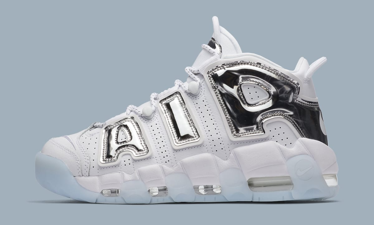 ... promo code for nike air more uptempo chrome 917593 100 profile bee5a  486a9 d9fe607fc
