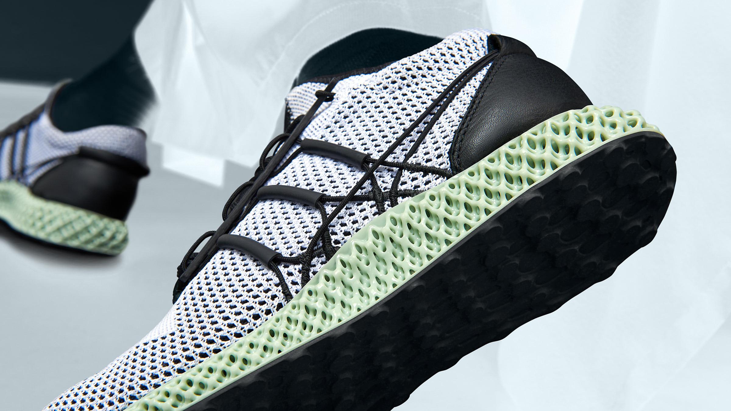 Adidas Y-3 Runner 4D AQ0357 4