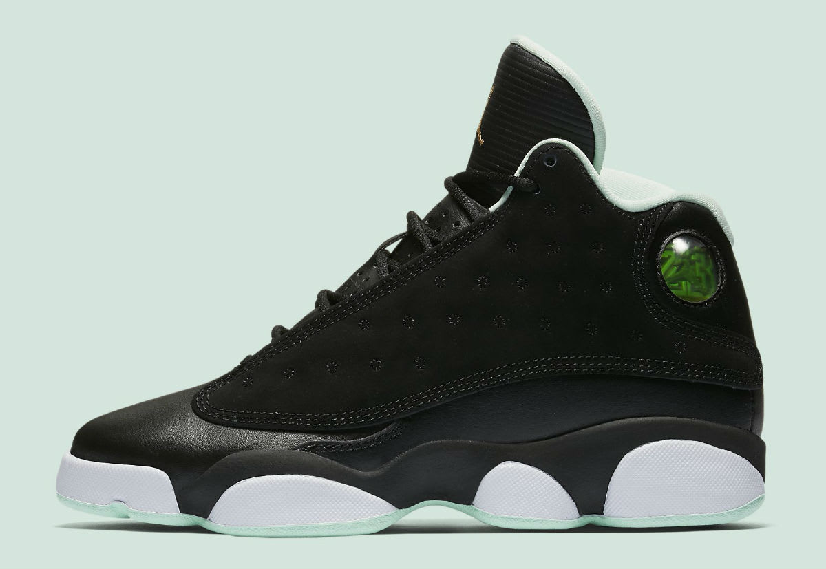 Air Jordan 13 Mint Foam Release Date Profile 439358-015