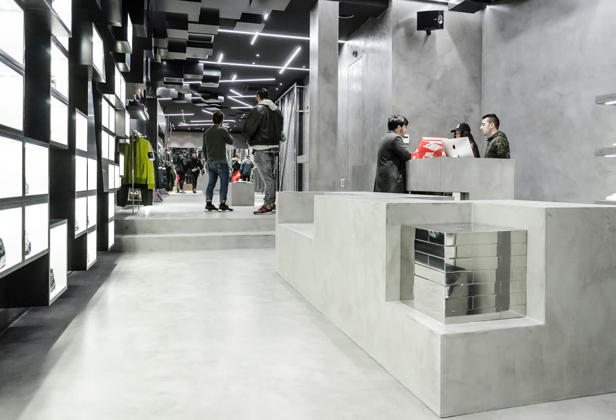 Foot District Madrid Store (3)