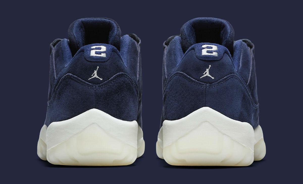 buy popular 8f33f 4a040 Derek Jeter's 'RE2PECT' Air Jordan 11 Lows Drop Soon ...