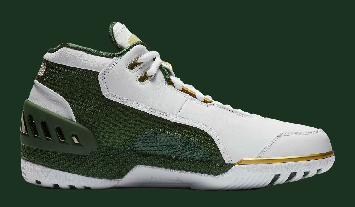 Nike Air Zoom Generation SVSM Release Date AO2367-100 Medial