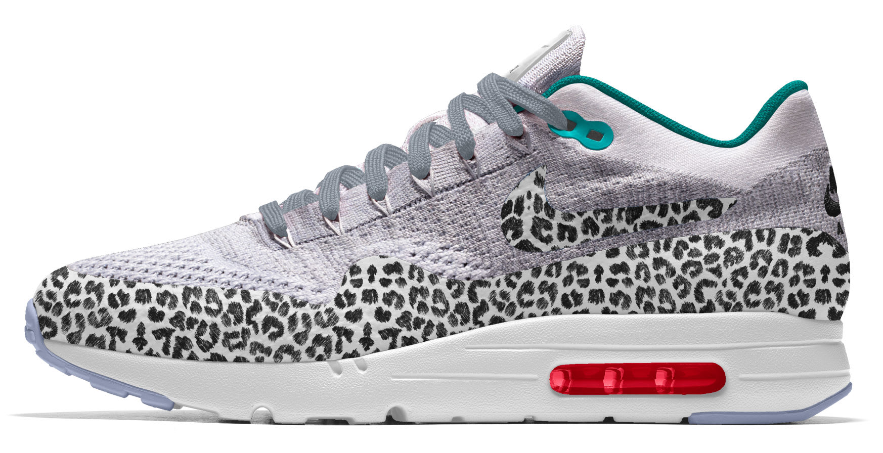 Nike iD Air Max 1 Ultra Flyknit Cheetah