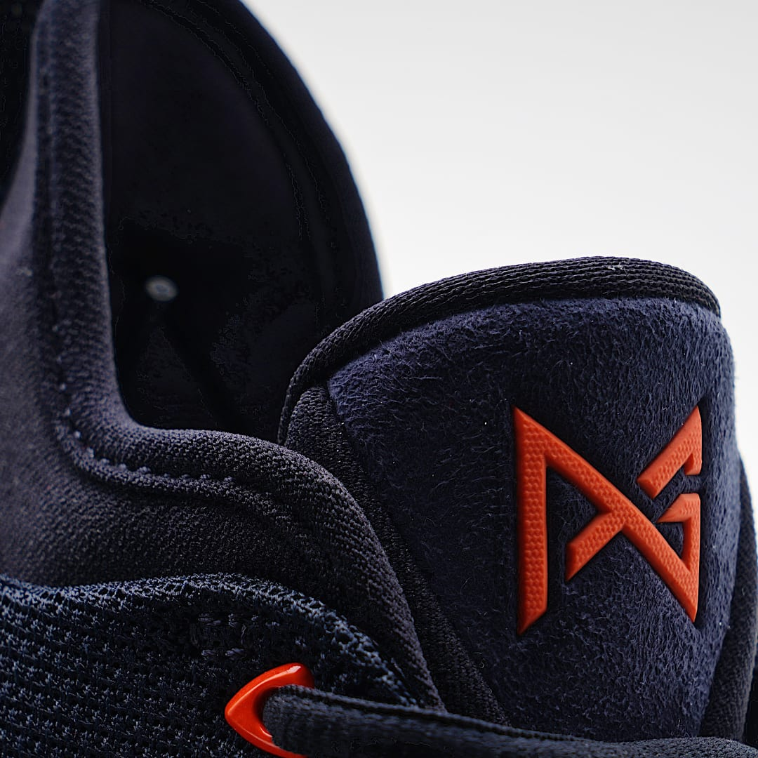 Nike PG2 Home Release Date Tongue
