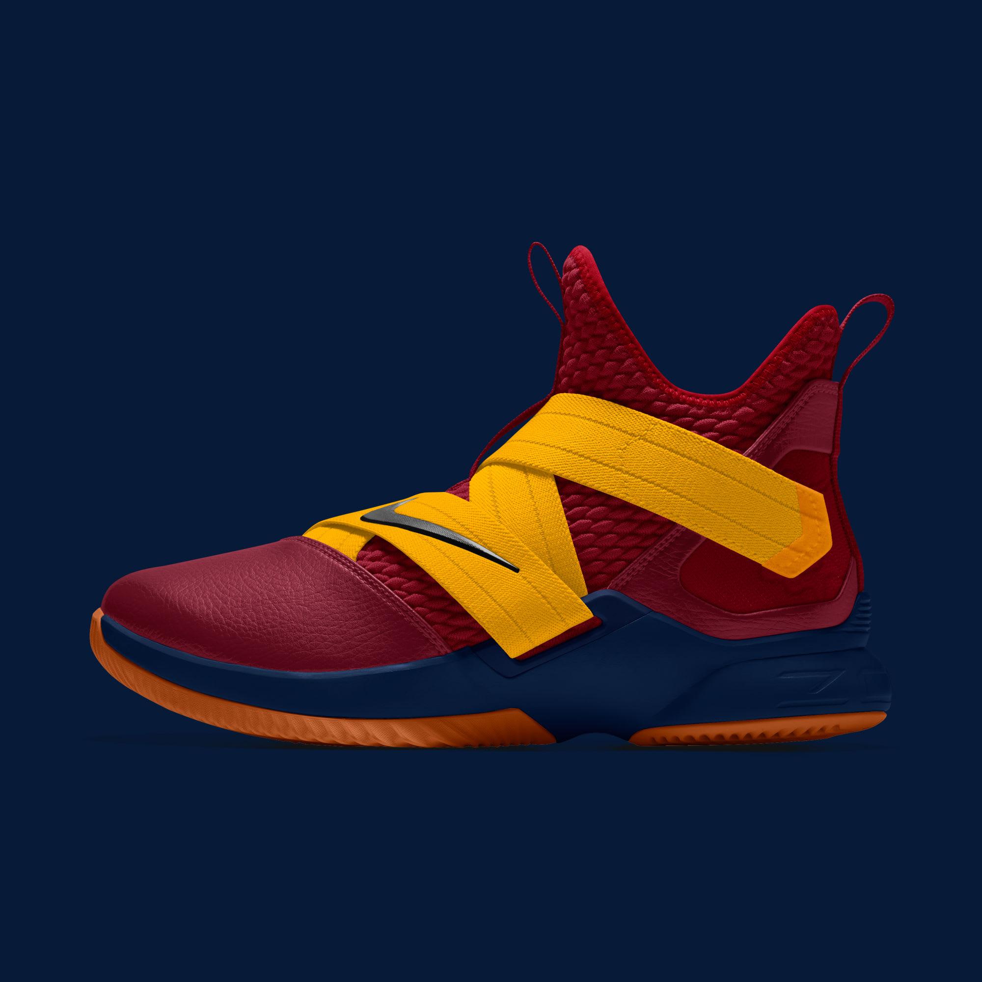 sneakers for cheap 8d025 53b22 NIKEiD LeBron Soldier 12 XII Release Date - Premier Kicks