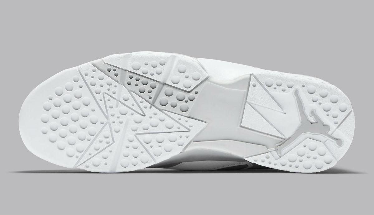 Air Jordan 7 puro Fecha de lanzamiento dinero Sole 304775-120